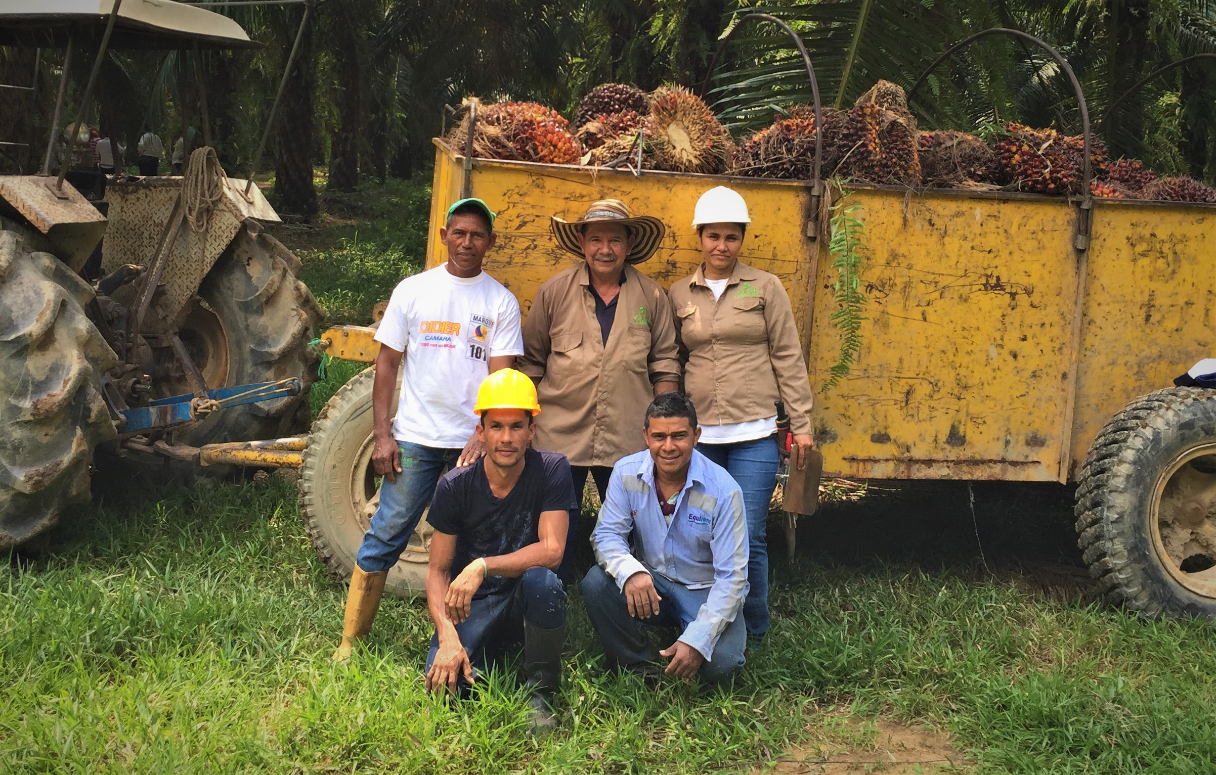 Wilmar Smallholder Support Colombia 2 (WISSCo2)