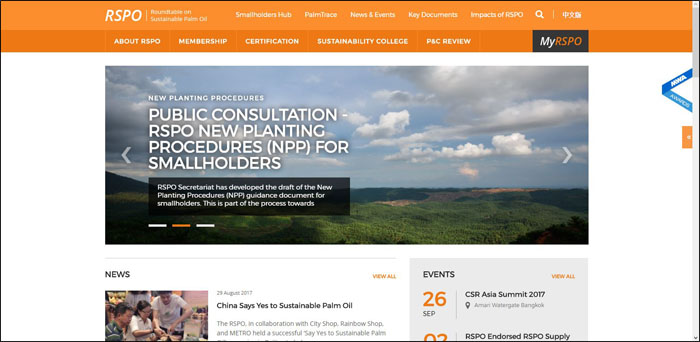 RSPO Smallholders Engagement Platform - Dialogue